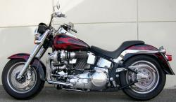 Harley-Davidson FXST 1340 Softail (reduced effect) 1988 #13