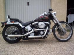 Harley-Davidson FXST 1340 Softail (reduced effect) #3