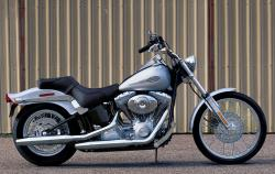 Harley-Davidson FXST 1340 Softail (reduced effect) #6