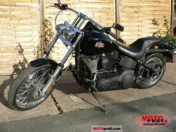 Harley-Davidson FXSTB Night Train 1999 #14