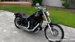 Harley-Davidson FXSTB Night Train 1999 #6
