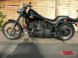 Harley-Davidson FXSTB Night Train 1999 #7