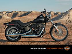 Harley-Davidson FXSTB Night Train #7