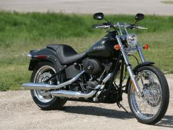 Harley-Davidson FXSTB Softail Night Train #11