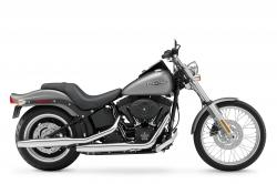 Harley-Davidson FXSTB Softail Night Train #2
