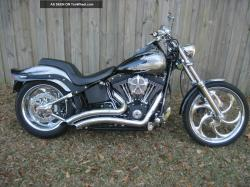 Harley-Davidson FXSTB Softail Night Train 2007 #9