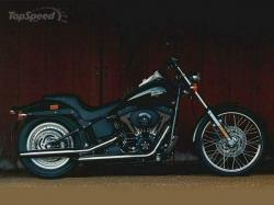 Harley-Davidson FXSTB Softail Night Train 2007 #12