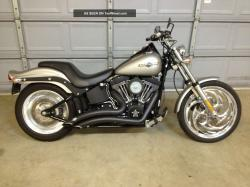 Harley-Davidson FXSTB Softail Night Train 2007 #4