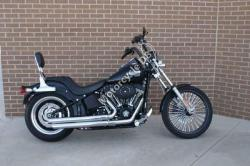 Harley-Davidson FXSTB Softail Night Train 2007 #5
