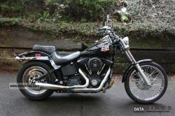 Harley-Davidson FXSTB Softail Night Train 2007 #7