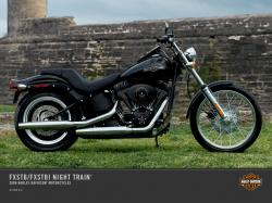 Harley-Davidson FXSTB Softail Night Train #3