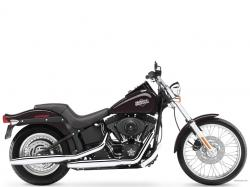 Harley-Davidson FXSTBI Softail Night Train 2005
