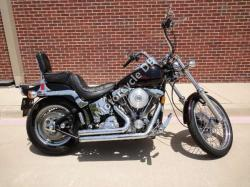 Harley-Davidson FXSTC 1340 Softail Custom (reduced effect) 1989
