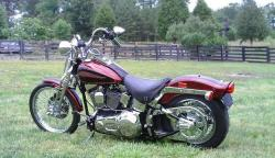 Harley-Davidson FXSTS Softail Springer 2006 #10