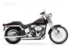Harley-Davidson FXSTS Softail Springer 2006 #2