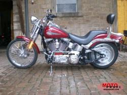 Harley-Davidson FXSTS Softail Springer 2006 #5