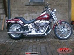 Harley-Davidson FXSTS Softail Springer 2006 #6