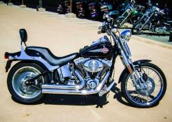 Harley-Davidson FXSTS Softail Springer 2006 #8