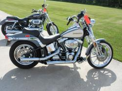 Harley-Davidson FXSTS Springer Softail 2002 #7