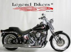 Harley-Davidson FXSTS Springer Softail 2002 #8