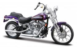 Harley-Davidson FXSTS Springer Softail 2002 #9