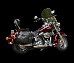Harley-Davidson Heritage Softail Classic 2014 #10
