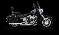 Harley-Davidson Heritage Softail Classic 2014 #15