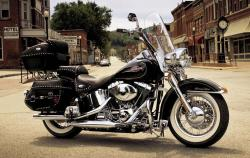 Harley-Davidson Heritage Softail Classic Injection 2001