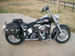 Harley-Davidson Heritage Softail Classic Injection 2001 #12