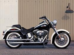 Harley-Davidson Heritage Softail Classic Injection 2001 #5