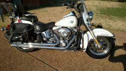 Harley-Davidson Heritage Softail Classic Injection 2001 #7