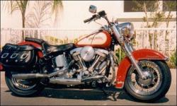 Harley-Davidson Heritage Softail Classic Injection 2001 #8