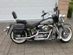 Harley-Davidson Heritage Softail Special 1996 #13