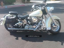 Harley-Davidson Heritage Softail Special 1996 #7