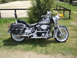 Harley-Davidson Heritage Softail Special 1996 #8