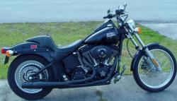 Harley-Davidson Night Train 2001
