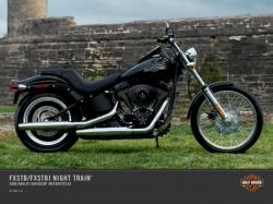 Harley-Davidson Night Train 2001 #2
