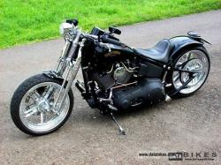 Harley-Davidson Night Train 2001 #5