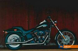 Harley-Davidson Night Train 2001 #9