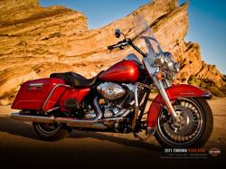Harley-Davidson Road King Fire - Rescue 2014 #7