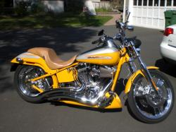 Harley-Davidson Screamin Eagle Deuce 2004 #12