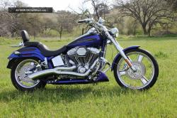 Harley-Davidson Screamin Eagle Deuce 2004 #6