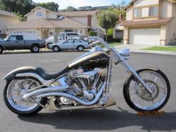 Harley-Davidson Screamin Eagle Deuce 2004 #9