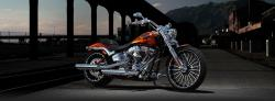 Harley-Davidson Softail Breakout Special Edition #12