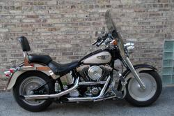 Harley-Davidson Softail Fat Boy 1998