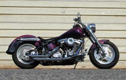 Harley-Davidson Softail Fat Boy 1998 #11