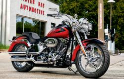 Harley-Davidson Softail Fat Boy 1998 #15