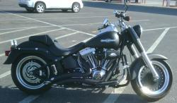 Harley-Davidson Softail Fat Boy 1998 #5