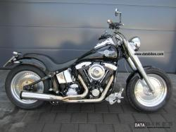 Harley-Davidson Softail Fat Boy 1998 #7