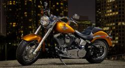 Harley-Davidson Softail Fat Boy 2014